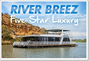 River Breez Houseboat