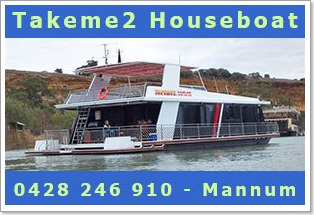 Takeme2 Houseboat