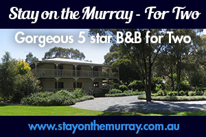 Stay on the Murray