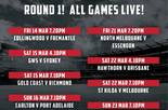 AFL LIVE - Fox Footy