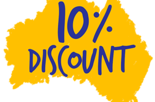 10% Discount for Holiday Park Members