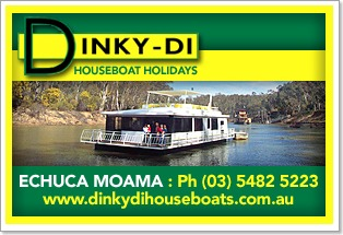 Dinky-Di Houseboat Holidays