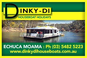 Dinky Di Houseboat Holidays