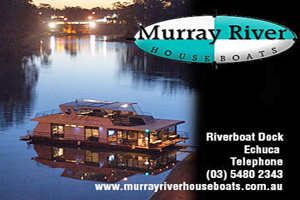 Murray River Houseboats logo