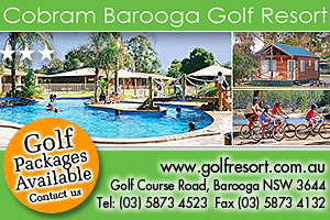 Cobram Barooga Golf Resort
