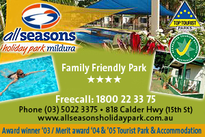 All Seasons Holiday Park logo