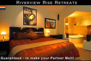 Riverview Rise Retreats - 5 STAR Luxury