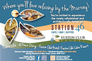 Euston Club & Resort logo
