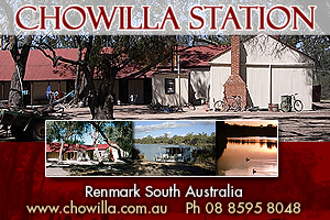 Chowilla Station