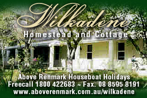 Wilkadene Homestead & Cottage
