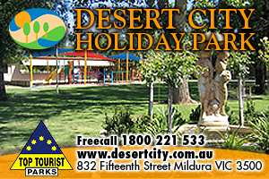 Desert City Holiday Park