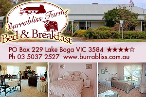 Burabliss Farms B&B