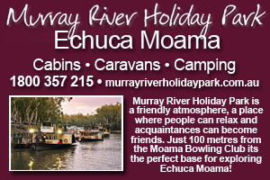 Murray River Holiday Park logo