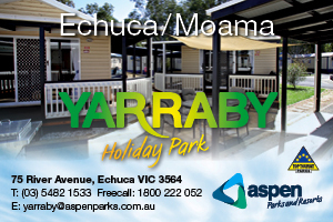 Discovery Parks - Echuca