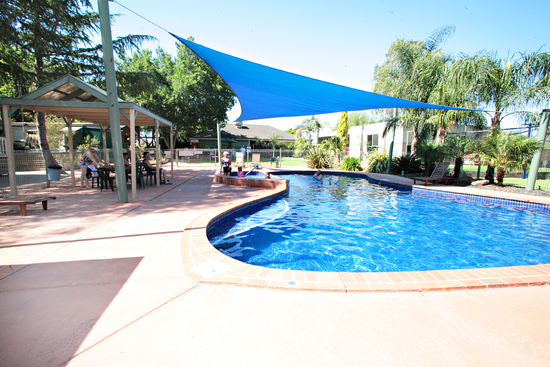 Discovery Parks - Echuca Accommodation Information