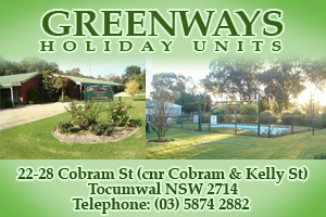 Greenways Holiday Units