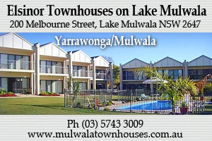 Elsinor Townhouses on Lake Mulwala logo