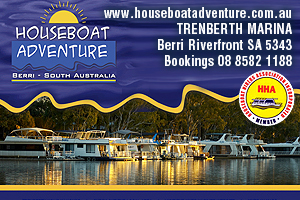 Houseboat Adventure logo