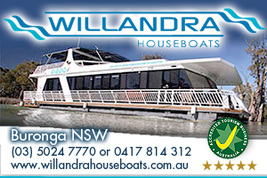 Aaah Willandra Houseboats