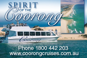 Spirit of the Coorong logo