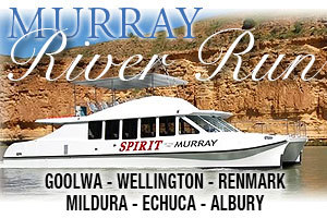 Cruises on the Murray River
