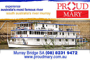 Proud Mary formerly Murray Expedition logo