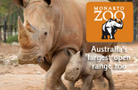 10% discount for everyone at Monarto Zoo
