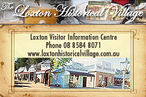 Loxton Historical Village
