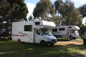 Princes Highway Caravan Park