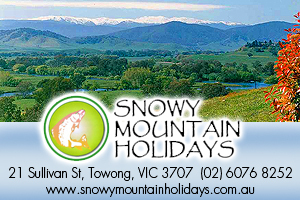 Snowy Mountain Holidays