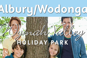 Wymah Valley Holiday Park logo