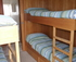 The 3rd cabin has 2 bunks, great for the kids!