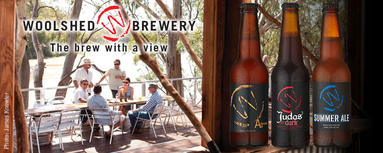 Woolshed Brewery - The Brew With A View