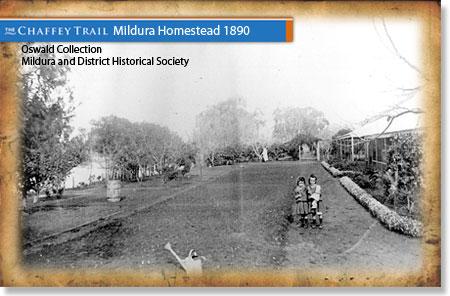 Mildura Homestead 1890