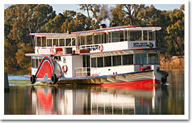 PS Melbourne Cruises