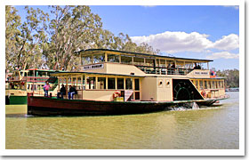 Pride of the Murray, Echuca, Victoria