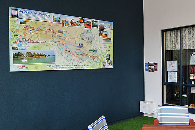 visitor centre business plan