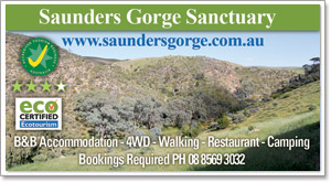 Saunders Gorge Sanctuary