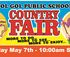 GOL GOL Public School COUNTRY FAIR  logo