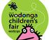 City of Wodonga Children's Fair 2013 logo