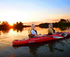 Sunset Guided Kayak Tour - Riverland, SA logo