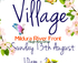 Black Market Events Presents Village!  logo