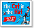 Dr Seuss's The Cat In The Hat Live On Stage logo