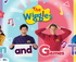 THE WIGGLES FUN AND GAMES TOUR logo