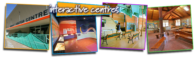 Interactive Visitor Centres