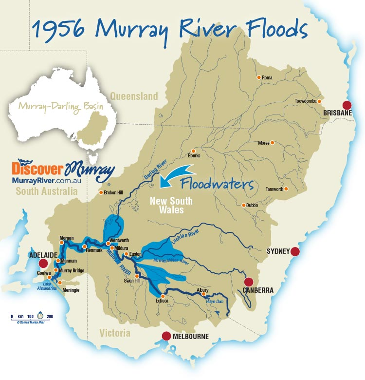1956 Murray River Floods
