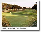 South Lakes Golf Club Goolwa