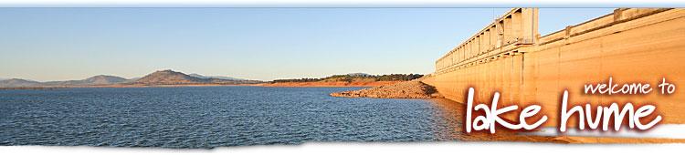Lake Hume Banner Image
