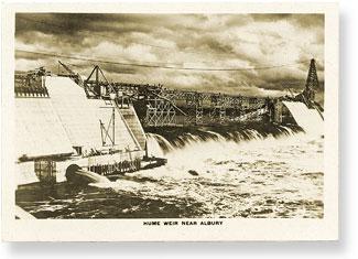 Hume Dam | RM.