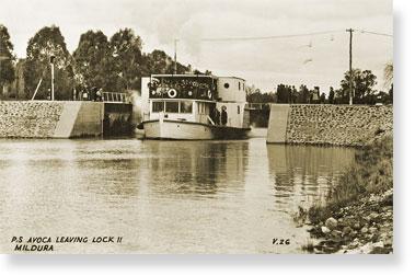 Mildura Lock